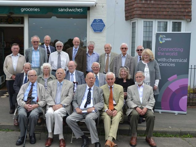 Former Beechams Scientists