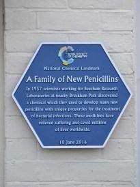 Beechams Plaque