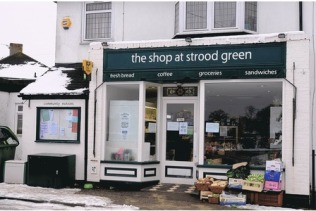 The Shop in 2012 Pre-Refurbishment