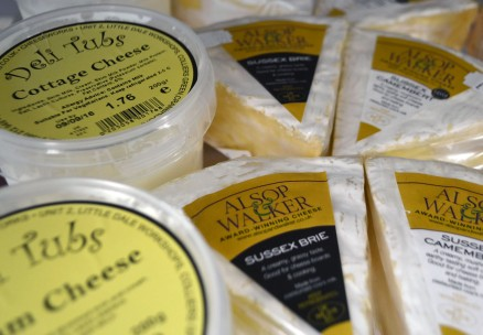 Alsop and Walker Cheese